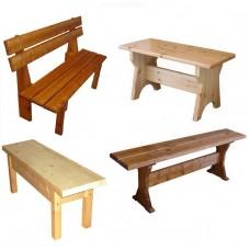 Скамейки и лавки на заказ